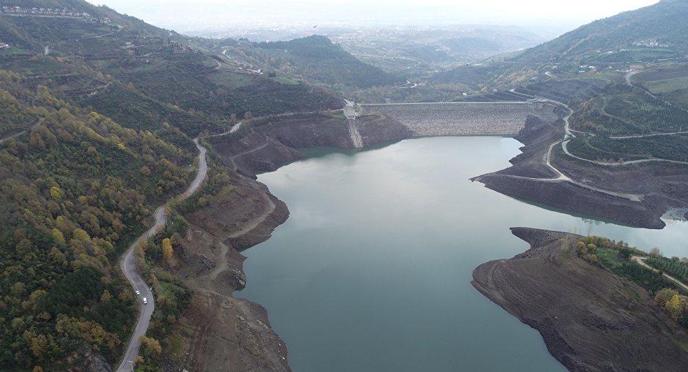 yuvacık baraj