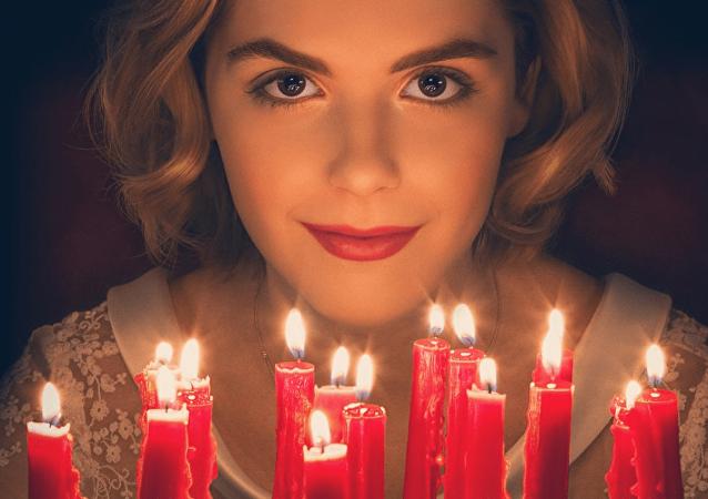 Netflix'in Sabrina dizisi