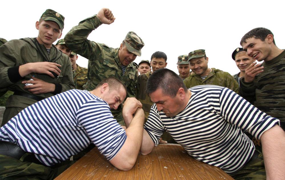 Rusya Deniz Piyade Birlikleri Günü