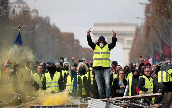 Trump Paris Anlaşması Paris için işe yaramadı 'Trump'ı istiyoruz' sloganları