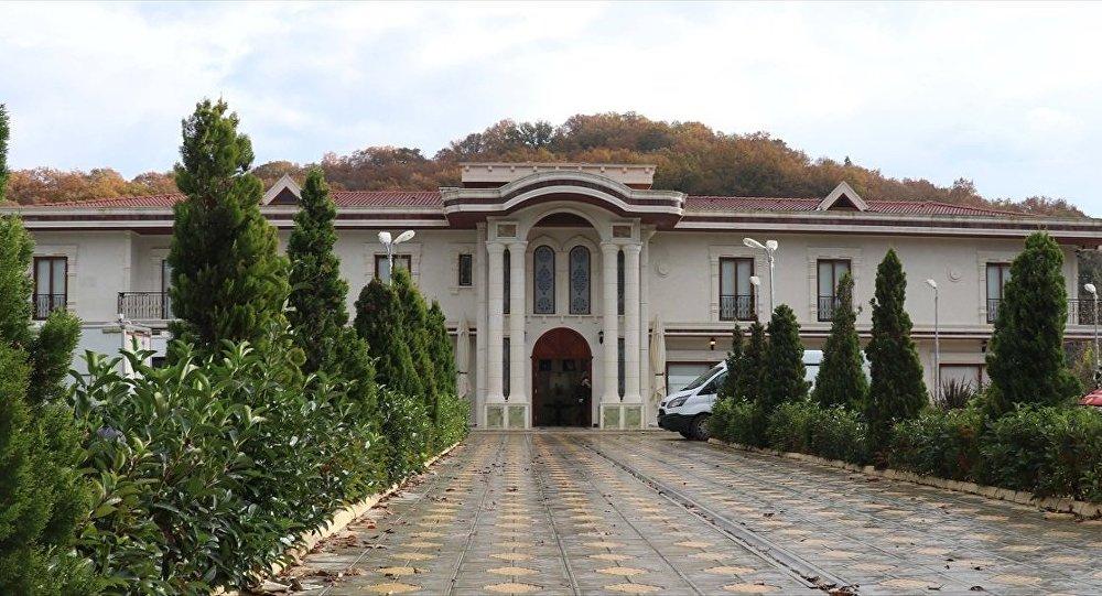 Kaşıkçı cinayeti, Yalova villa