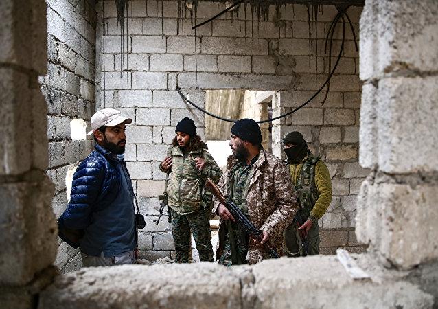 Suriyeli muhalif