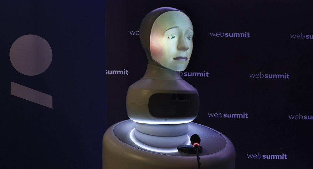 Robot Furhat