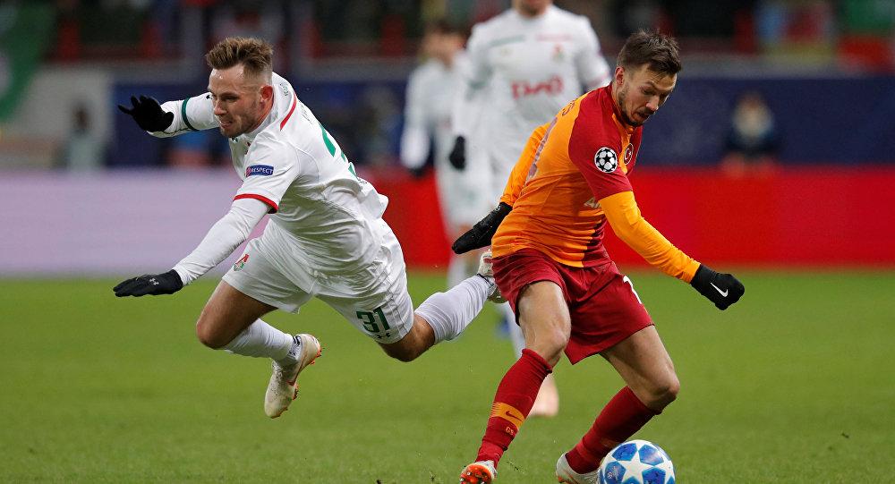 Galatasaray, Şampiyonlar Ligi 5. maçında Lokomotiv Moskova karşısında