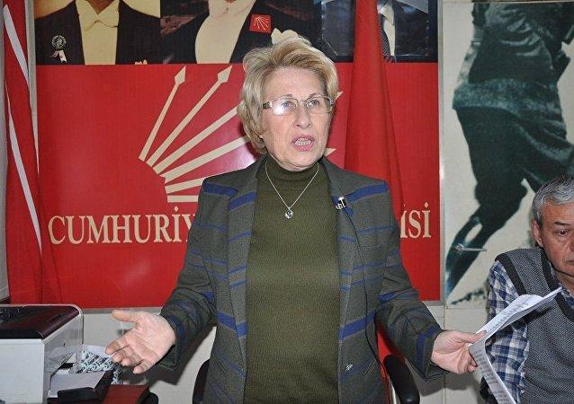 CHP Bartın İl Başkanı İlknur Erkan