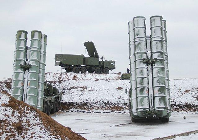 Kırım- S-400