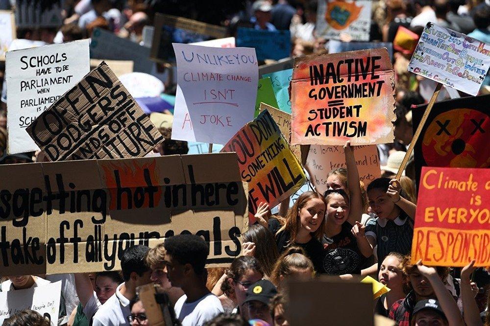 Avustralya'da iklim değişikliği eylemi