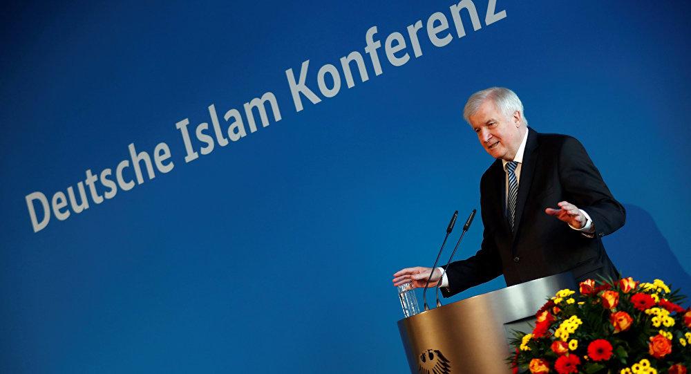 Alman İslam Konferansı- İçişleri Bakanı Horst Seehofer