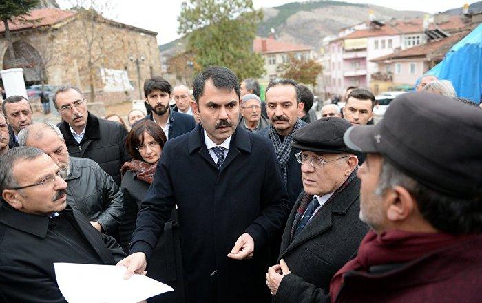 Bakan Kurum: Türkiye Emlak Katılım Bankası'nı çok yakın zamanda açmayı planlıyoruz