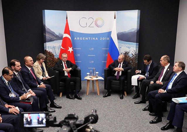 Rusya- Türkiye- G20