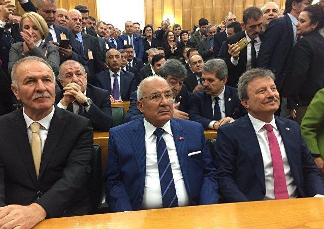 İYİ Partililer CHPye tepkili iddiası: Adayı bize haber vermeden açıkladılar