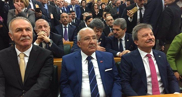 İYİ Parti, Burhanettin Kocamaz