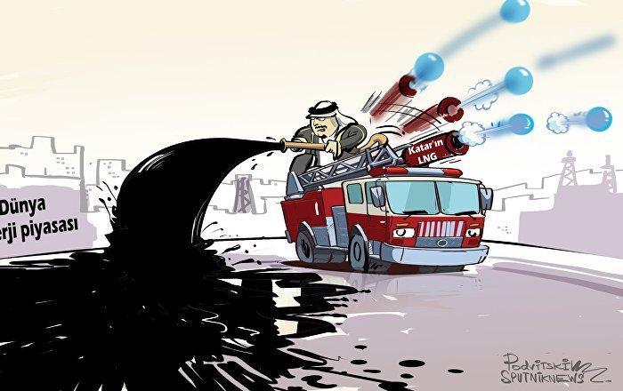 Katar OPEC'ten çekilecek