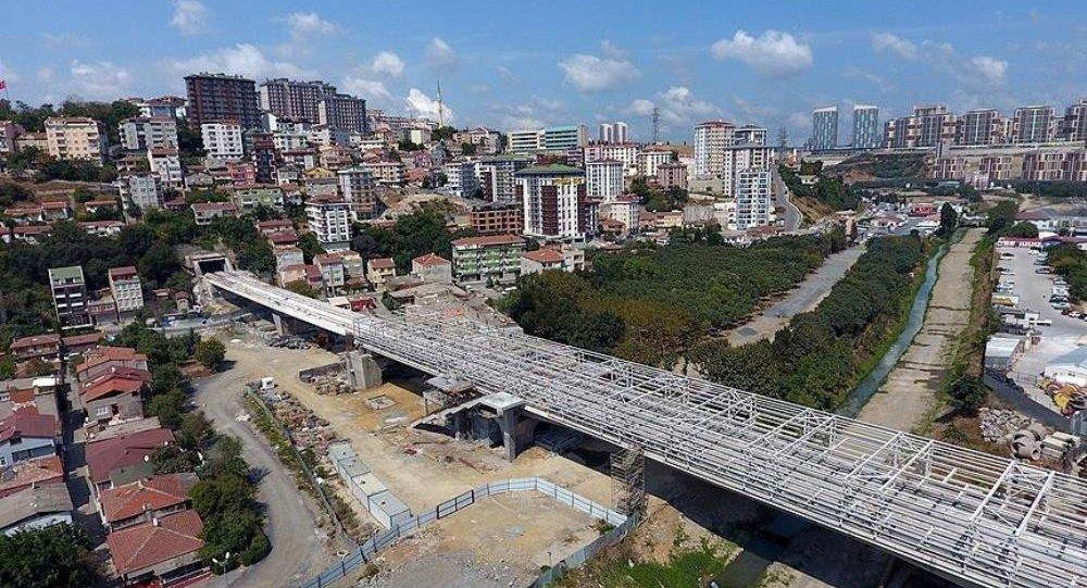 Kabataş – Mecidiyeköy - Mahmutbey Metro hattının yapım çalışmaları sürüyor. Hat, Avrupa yakasının ilk tam otomatik sürücüsüz metro hattı olacak.