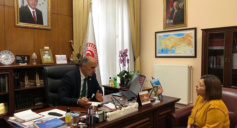 AK Partili Cemal Öztürk