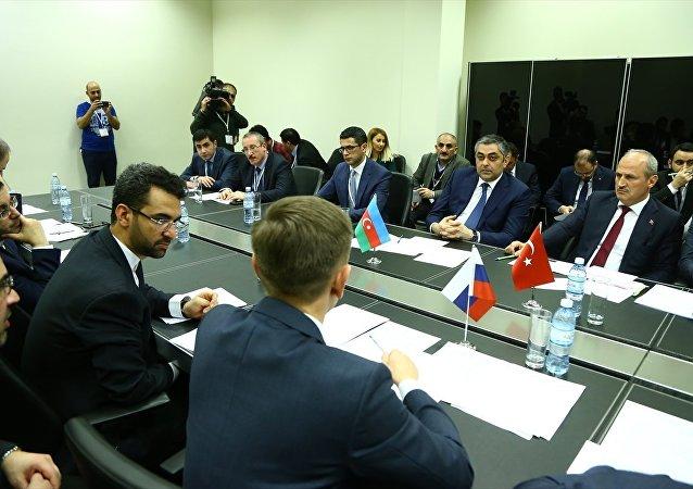 Azerbaycan, İran, Rusya ve Türkiye, dörtlü konsorsiyum