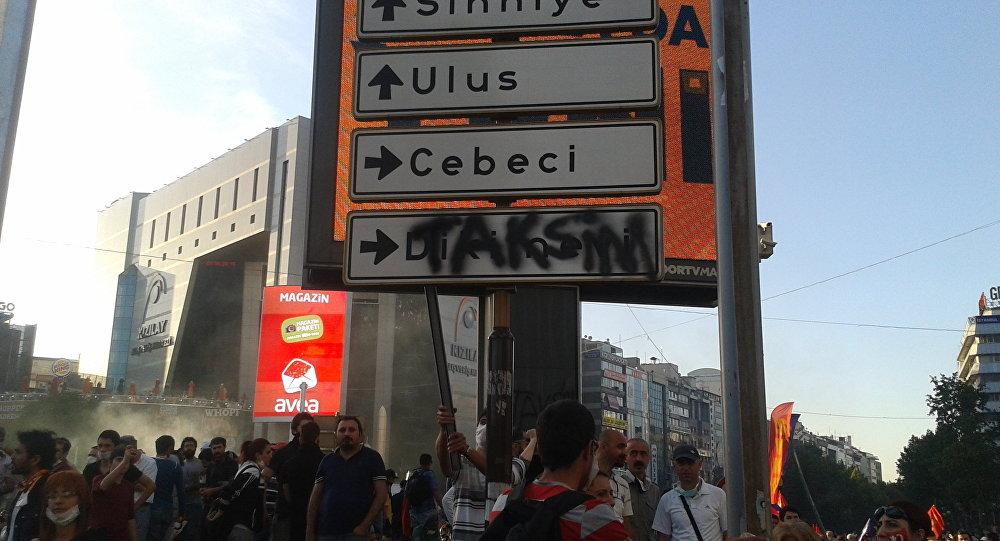 Ankara'daki Gezi Parkı eylemleriyle ilgili 120 kişi hakkında 5 yıl sonra iddianame, 600 kişi hakkında soruşturma sürüyor