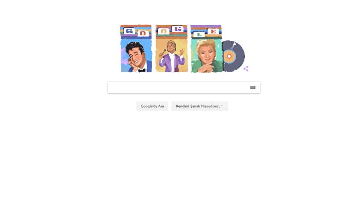 Google - Zeki Müren