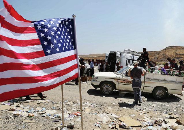 ABD bayrağı