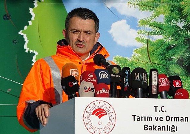 Tarım ve Orman Bakanı Dr. Bekir Pakdemirli