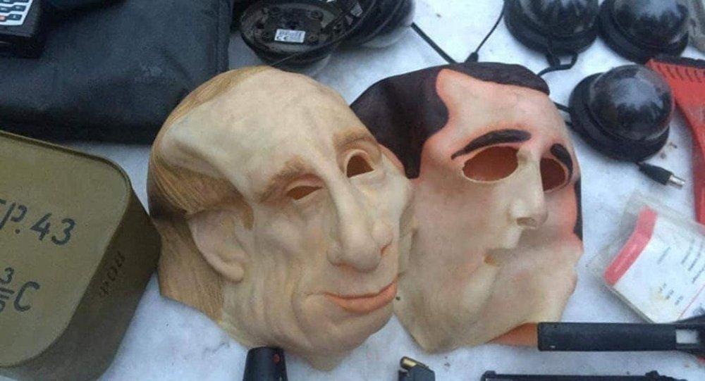 Putin maskesi