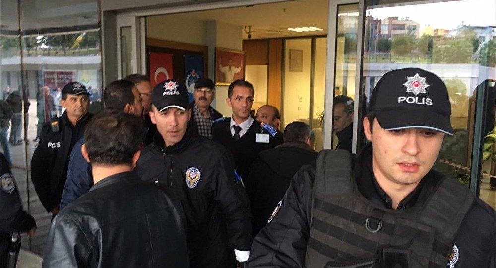 Çukurova Belediyesi silahlı saldırı