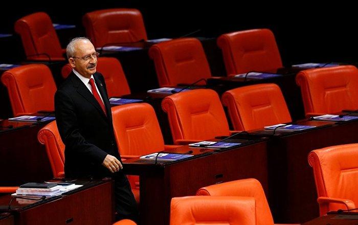 'CHP'de eski tüfekler isyan etti'