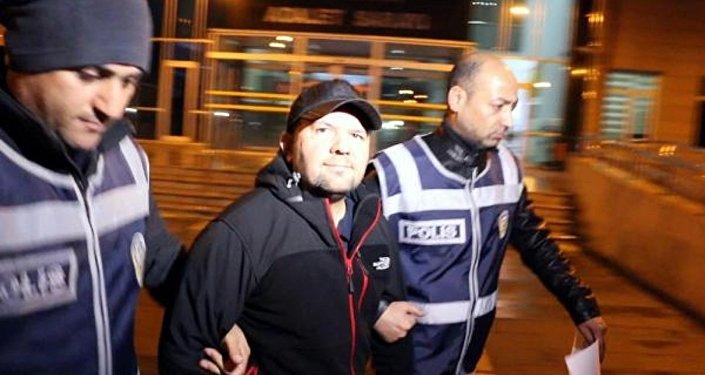 Talha Uğurluel FETÖden tutuklandı: Kudüs kitabını yazdığım için 57