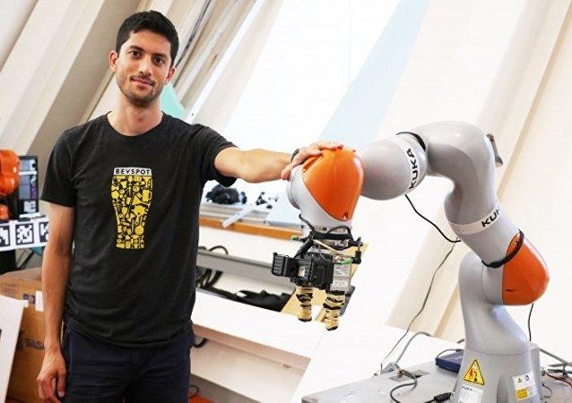 Yapay zekalı robot evleri toplayacak