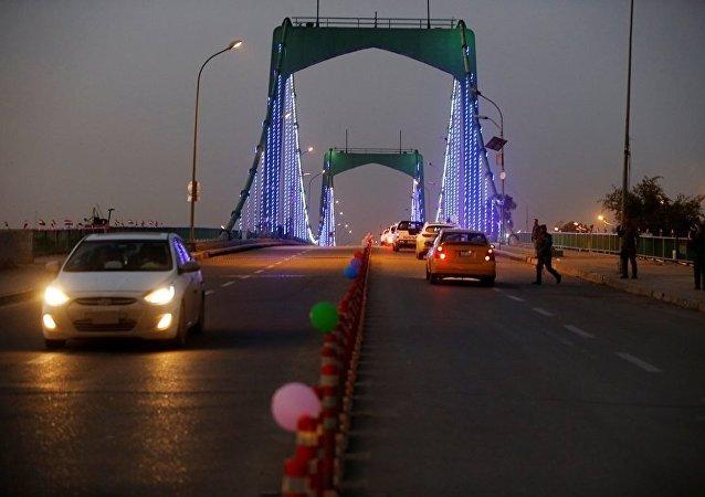 Bağdat'taki Yeşil Bölge