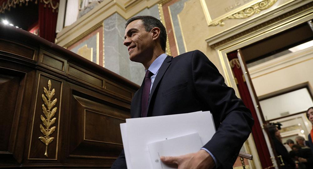İspanya Başbakanı Pedro Sanchez
