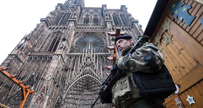 Fransa'da acil saldırı uyarısı verildi - Salzburg