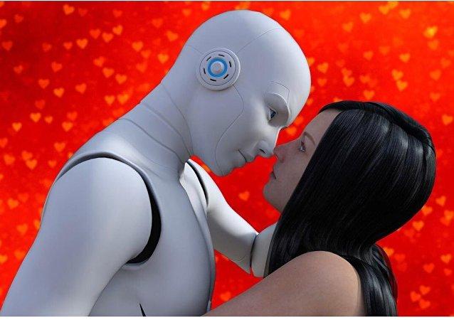 'Her 7 kişiden 1'i robotla cinsel ilişki hayali kuruyor'