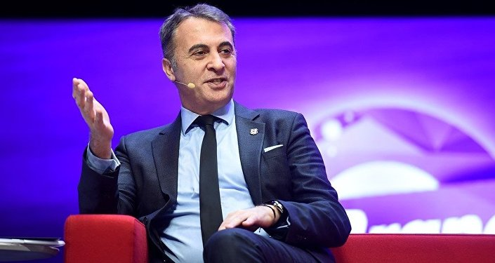Beşiktaş Başkanı Fikret Orman
