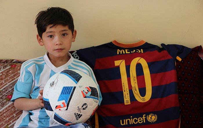 Küçük Messi
