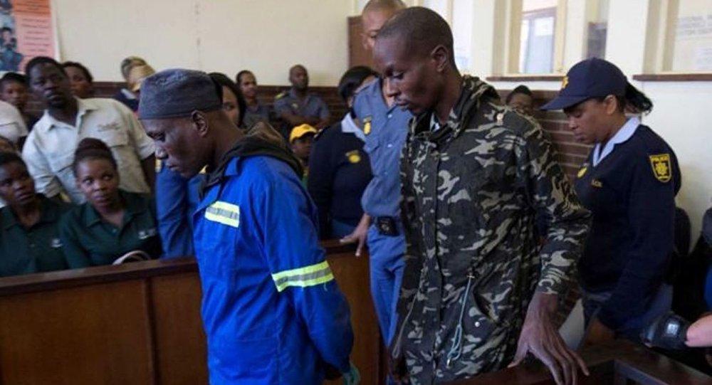 Güney Afrika'da 'İnsan eti yemekten bıktım' diyerek polise teslim olan büyücüye müebbet hapis