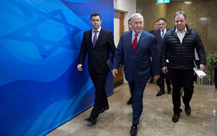 Netanyahu'nun cinsel istismarla suçlanan sözcüsü istifa etti