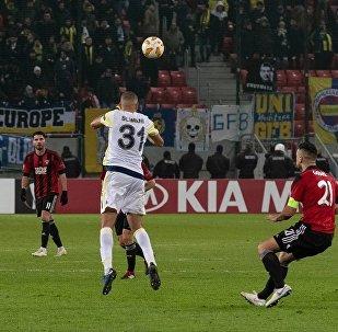 Gruptan çıkmaya garantileyen Fenerbahçe, son maçında Spartak Trnava'ya deplasmanda 1-0 yenildi