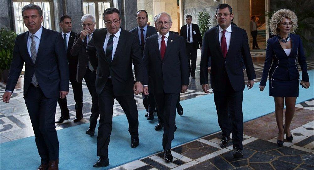 Özgür Özel - Kemal Kılıçdaroğlu