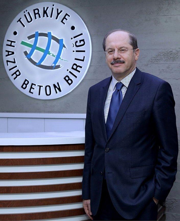 Avrupa Hazır Beton Birliği (ERMCO) ve THBB Yönetim Kurulu Başkanı Yavuz Işık