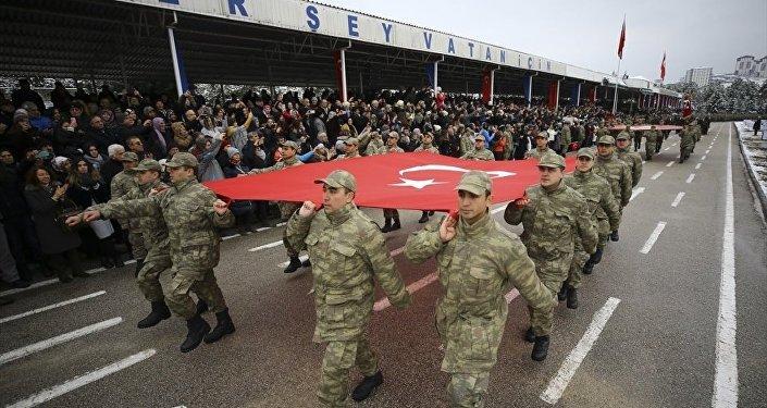 Bedelli askerlerin yemin töreni
