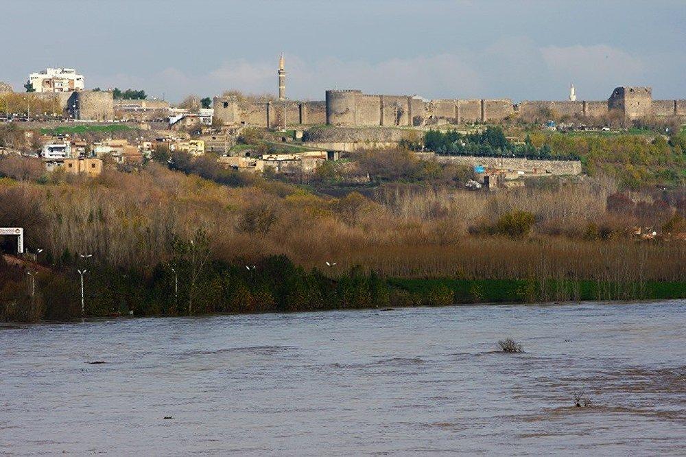 Dicle Nehri - Diyarbakır