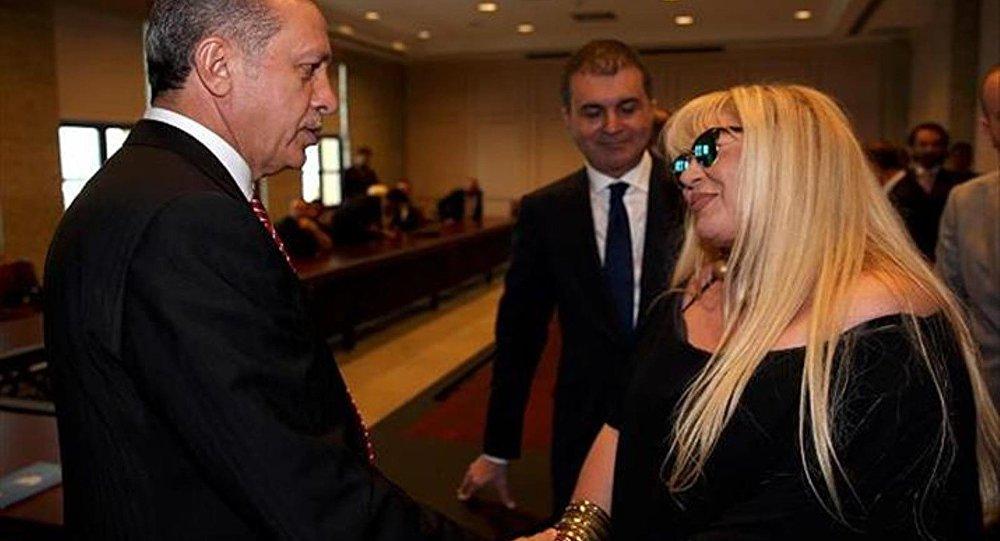Recep Tayyip Erdoğan- Zerrin Özer
