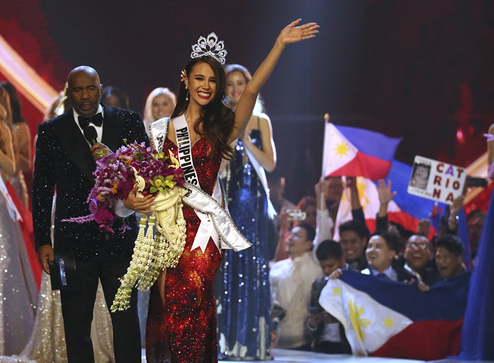 Miss Universe 2018 belli oldu