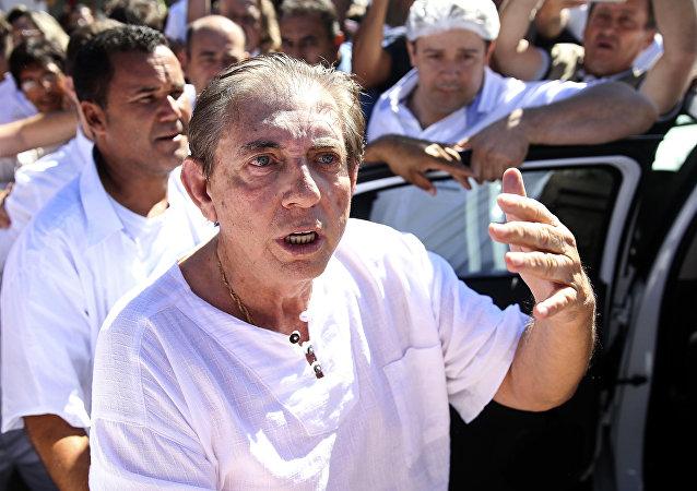 Brezilya'da tecavüzle suçlanan 'medyum' teslim oldu - Joao Teixeira de Faria