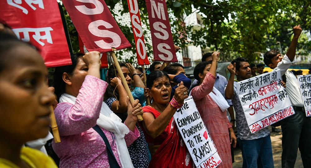 Hindistan - eylemler