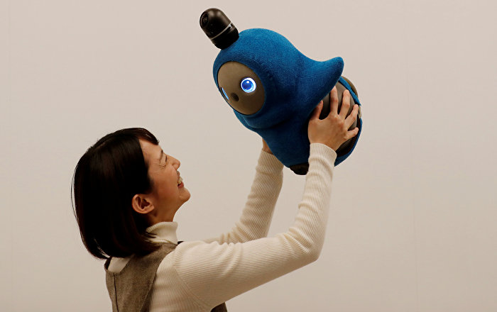 Japonyada yapay zekalı sevgi robotu üretildi 6