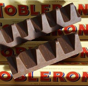 Toblerone çikolata