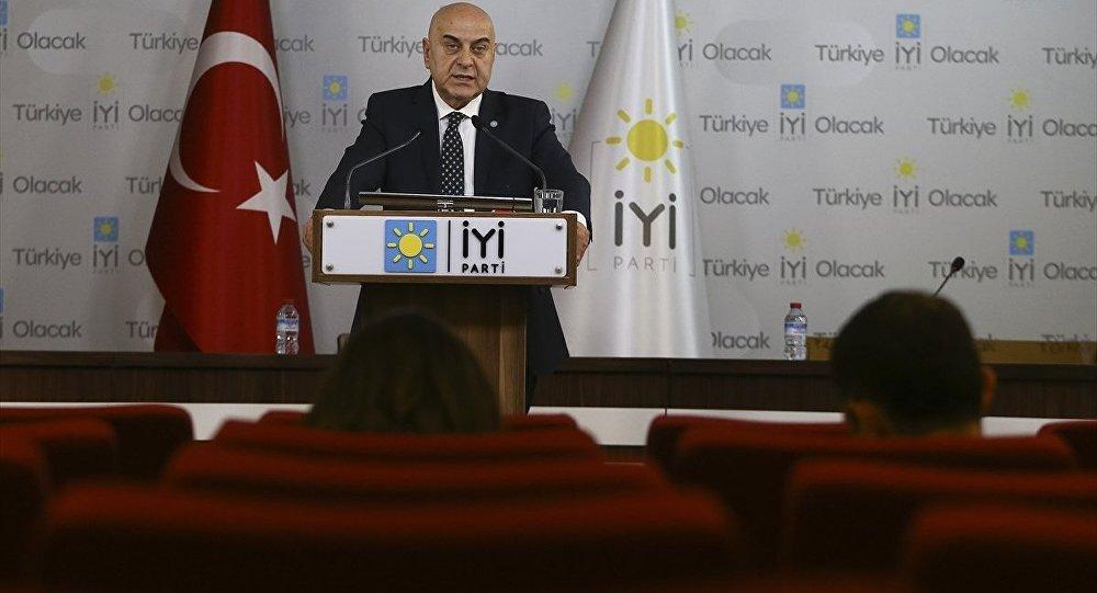 İYİ Parti Genel Sekreteri Cihan Paçacı