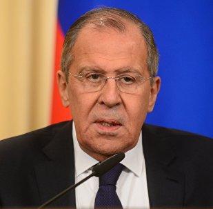 usya Dışişleri Bakanı Sergey Lavrov